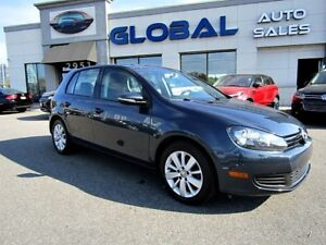 2013 Volkswagen Golf 2.5L 4-Door COMFORTLINE  ONLY 54 K