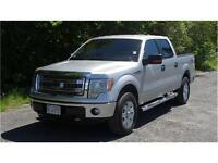 2013 Ford F-150 XLT *Rear Camera *Chrome Package * Tow Package