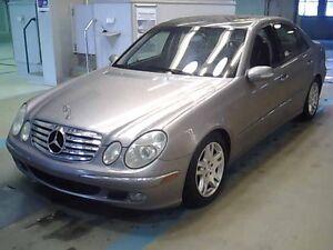 2003 Mercedes-Benz E