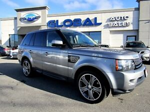 2012 Land Rover Range Rover Sport HSE NAVIGATION LEATHER SUNROOF