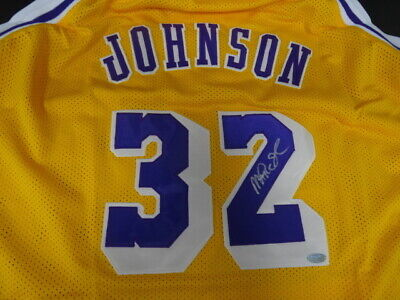 dec3b80b4b0 Jerseys - Signed Lakers Jersey - 10 - Trainers4Me
