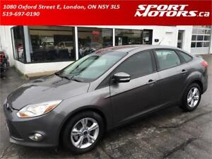 2013 Ford Focus! New Tires! Microsoft! Bluetooth! Heated Seats!