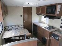 *WELL EQUIPPED *LIGHTWEIGHT *COUPLES+ *NEW CAMPER FOR SALE!