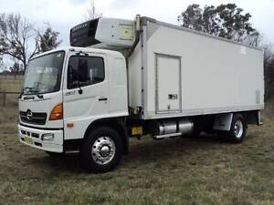 HINO GH 10 PALLET FREEZER LOW 132500KMS Armidale City Preview