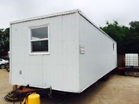 10x32 office trailer