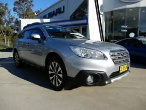 2015 Subaru Outback B6A MY15 2.5i CVT AWD Silver 6 Speed Constant Variable Wagon Glendale Lake Macquarie Area Preview