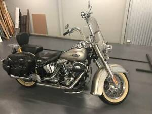 HARLEY DAVIDSON FAT BOY - with extras Currumbin Waters Gold Coast South Preview