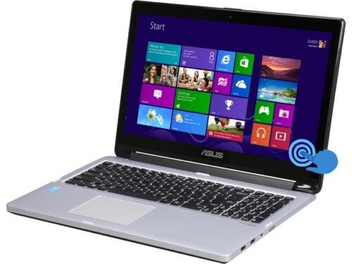 "ASUS R554LA-RH31T 15.6"" Laptop Intel Core i3 4030U (1.90GHz) 500GB HDD 4GB Memor"