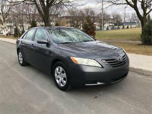 2007 TOYOTA CAMRY , LE , AUTOMATIQUE , 4 CYLINDRE, TOUTE EQUIPE