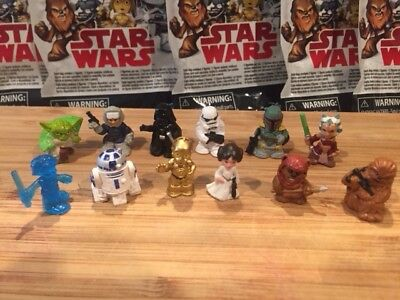 Star Wars Micro Force Series 1  Choose Your Character  Blind Bag Same Day Ship