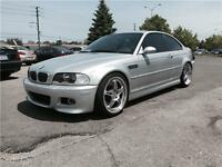 2003 BMW M3, FULLY LOADED AND HEAVILY MODIFIED, ONE OWNER!!!
