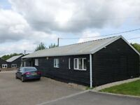 ATTRACTIVE, WELL-SPECIFIED RURAL OFFICES WITH AMPLE ON-SITE PARKING