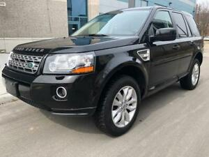 2013 Land Rover LR2 HSE/Leather Int./Backup Cam/Pano roof/No Acc