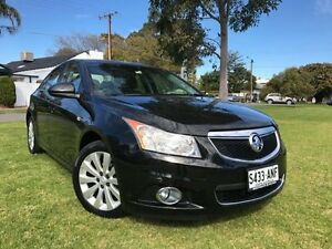 2011 Holden Cruze JG CDX Black 5 Speed Manual Sedan Somerton Park Holdfast Bay Preview