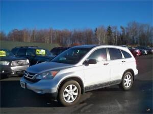 129$ BI WEEKLY OAC! - 2010 Honda CR-V NEW MVI, GREAT DEAL!