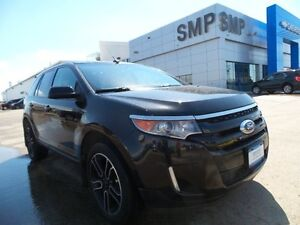 2014 Ford Edge SEL 3.5L V6 - Leather Seats, Sunroof, Sport Appea
