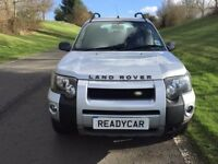 Land Rover Freelander 2.0 Td4 Adventurer 5dr Ready to drive away today
