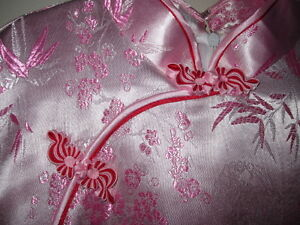 Pink Oriental Outfit For Halloween
