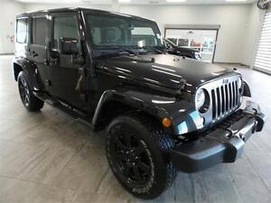 2014 Jeep Wrangler Sahara *ONLY $274 BI-WEEKLY WITH $0 DOWN*