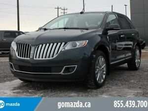 2014 Lincoln MKX AWD LEATHER PANO ROOF NAV 1 OWNER