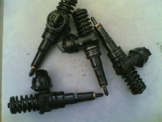 polo 1.9 tdi injectors