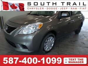 2014 Nissan Versa CONTACT CHRIS FOR MORE INFO/ VIEWING!