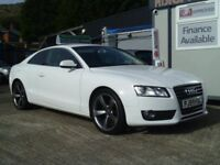 2009 AUDI A5 TDI SPORT COUPE { STUNNING CONDITION } ZERO DEPOSIT FOR FINANCE