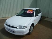 2000 Ford Laser Lxi Automatic Hatchback Wagin Wagin Area Preview