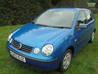 Volkswagen Polo 1.2 S 5dr 1.2 S