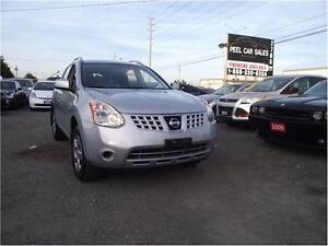 2010 Nissan Rogue S**AWD**MINT CONDITION**WINTER TIRES WITH RIMS