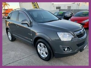 2011 Holden Captiva CG Series II 5 (FWD) Grey 6 Speed Automatic Wagon Broadmeadow Newcastle Area Preview
