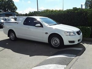 2012 Holden Ute VE II MY12 Omega White 6 Speed Sports Automatic Utility Acacia Ridge Brisbane South West Preview