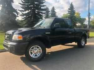 2010 Ford Ranger Sport MANUAL = 147K = ONE OWNER = CLEAN CAR FAX