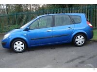 Grand Scenic 7 seater diesel sale/swap/px