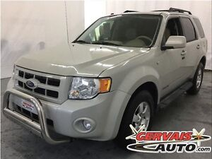 Ford Escape Limited V6 4x4 Cuir Toit Ouvrant MAGS 2008