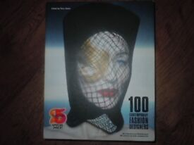 100 Contemporary Fashion Designers Taschen Books