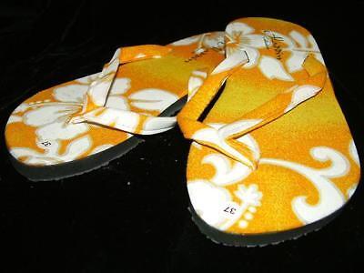 Flip Flops Shoes Sandals Woman 36 37 38 Ethnic 8