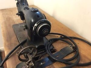 antique sewing mahine
