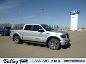 FX4 with TRAILER BRAKE, NAV, SPRAY-IN LINER ! 2013 Ford F-150