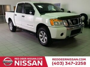 2013 Nissan Titan SV | POWER OPTIONS | TOWING BRAKE CONTROL | A/