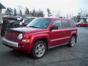 119$ BI WEEKLY OAC!!! LIMITED!2008 Jeep Patriot LEATHER !NEW MVI