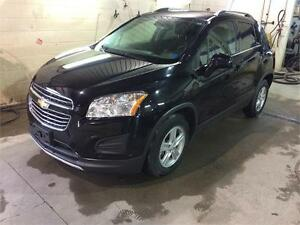 2016 Chevrolet Trax AWD, 1.4L, 4Cyl Turbo, Automatic