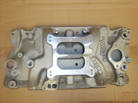 350 CHEVY INTAKE MANIFOLD**NEW**OVERSTOCK**