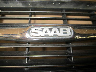 Used saab 9 5 grilles for sale saab 9 5 saab 9 5 1999 2001 1999 202001 grille with emblem oe sciox Image collections