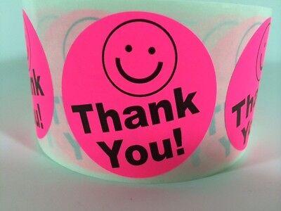 500 THANK YOU SMILEY 2