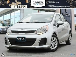 2017 Kia Rio LX+ HB **Bluetooth-Heated Seats**