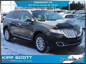 2013 Lincoln MKX AWD, Leather, THX, Sunroof, Nav, Gorgeous