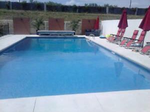 Vente de piscines creusées ESTIMATION GRATUITE