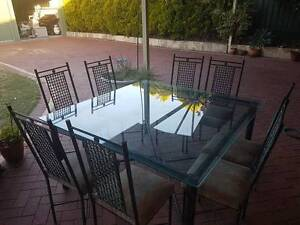 8 SEAT DINING TABLE Helena Valley Mundaring Area Preview