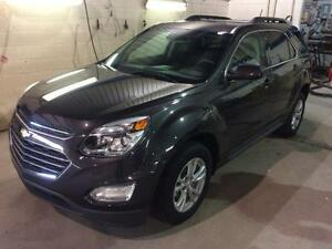 2016 Chevrolet Equinox LT AWD, 2.4L DI I4 Engine, 6spd Automatic